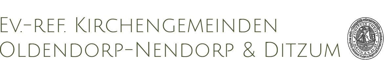 Ev.-ref. Kirchengemeinden Ditzum und Oldendorp-Nendorp